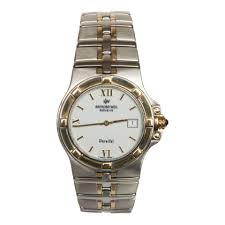 raymond weil parsifal 9190 stainless steel and yellow gold mens raymond weil parsifal 9190 stainless steel and yellow gold mens vintage watch