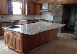 modern kitchen stone worktops