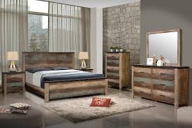 wood queen bedroom sets. Wonderful Wood 4 PC Sembene Multi Colored Solid Wood Bedroom Set Chest Sold Separately In Queen Sets