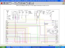 wiring diagram toyota fuel pump