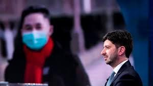 Coronavirus, il ministro Speranza: