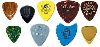 Ultimate Guide To Guitar Picks Materials Thicknesses Faq