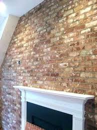 faux stone fireplace panels plush brick panels faux stone fireplaces stone faux fireplace redo