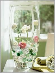 attractive how to decorate a glass vase big flower decoration idea elegant decorating with ribbon for