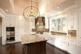 kitchen crystal chandelier image of orb crystal chandelier for kitchen kitchen island crystal chandeliers
