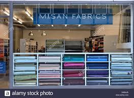 Fabric Store Interior Design Fabric Shop Stock Photos Fabric Shop Stock Images Alamy