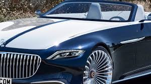 2018 mercedes maybach 6. simple 2018 vision mercedesmaybach 6 cabriolet production concept intended 2018 mercedes maybach