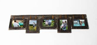 rustic picture frames collages. Delighful Rustic Mixed Barnwood Collage Frame 5 Hole 4x6 Multi Opening By Rustymill Inside Rustic Picture Frames Collages