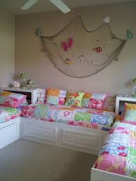 Girls Shared Room Bedroom Ideas 3