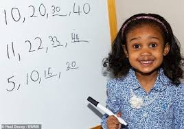 alannah george is the second youngest member of uk s mensa pic credit daily mail