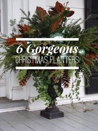 Decorating Urns For Christmas Gorgeous Christmas Urns Christmas urns Holiday decorating and Urn 2