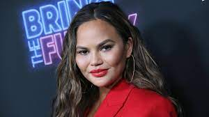 Chrissy Teigen says she's been put in ...