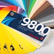 Mactac Macal 9800 Pro Gloss Film Starleaton Australias Largest Wide Format Printing Suppliers