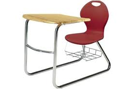 chair and desk combo. Student Chair Desk Combo A Comfortable Inspiration Sled Base . And