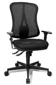 office chair back support. Perfect Office Ergonomic Mesh Chair In All Black With Office Back Support