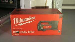 new milwaukee tools. it\u0027s works as advertised and is a great addition to the huge m18 line of milwaukee tools. new tools