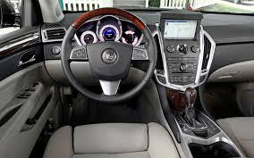 2010 cadillac srx turbo first drive motor trend 2010 cadillac srx cockpit 2 17 22 · 2010 cadillac srx interior view