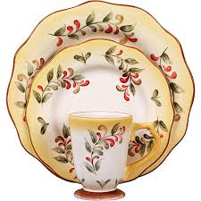 better homes and gardens dishes. Modren Gardens Better Homes And Gardens Tuscan Retreat 16Piece Dinnerware Set   Walmartcom On And Dishes U