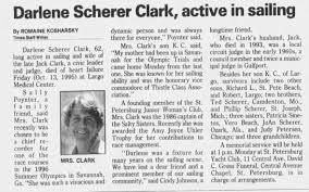 Obituary for Darlene Scherer Clark (Aged 62) - Newspapers.com