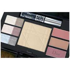 limited edition dior travel studio makeup palette voyage nib