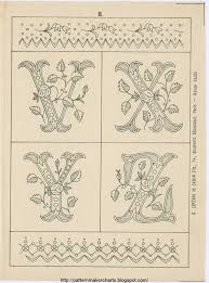 free easy cross pattern maker pcsch charts free historic old pattern books