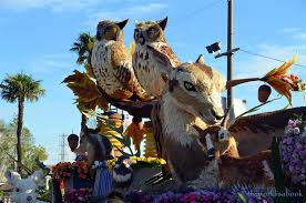 Rose Bowl Float Decorating Rules Viewing The 100 Rose Parade Floats Up Close The World Is A Book 89