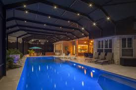 Pool Cage Designs Pool Enclosure Lighting Installation Systems Home