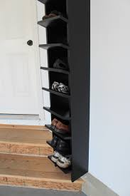 Wall Shoe Rack Our Home From Scratch