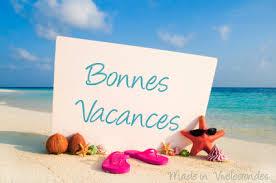 Bonnes vacances | UN MONDE DE PSY