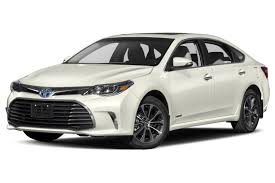 2018 avalon.  Avalon 2018 Toyota Avalon Hybrid Exterior Photo On 8