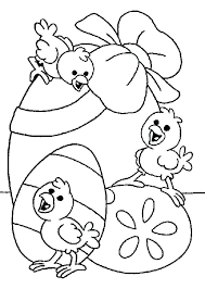 Preschool Easter Coloring Pages Printable Christian Free Mtkguideme