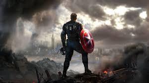 Captain America Marvels Avengers 4k, HD ...