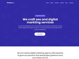 business services template promodise startup business template themefisher