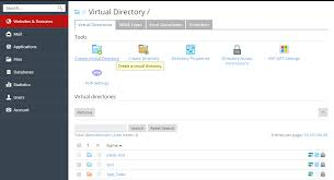 How To Create A Directory Creating Virtual Directories