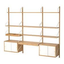 Elige Una Estantería A Medida Para Tu Salón  IKEAEstanteria De Madera Ikea