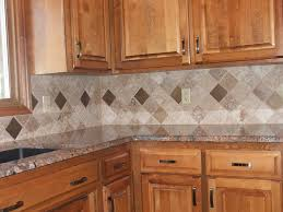 Small Picture Tile Backsplash Kitchen to Decorate the Kitchen Cabinets Home