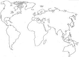 Wereldkaart Blanco Google Zoeken Costa Rica Wereldkaart Rond