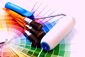 diy house painting tips paint colour swatches