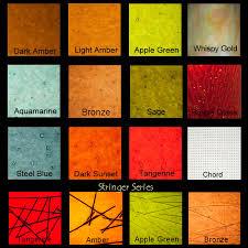 Patina Color Chart Temple Garden Outdoor Lighting Materials