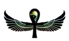 Egyptian Design Tattoos Ankh Bastet Egyptian Bicep Tattoo Design