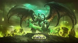 world of warcraft legion animated wallpaper