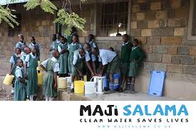 Maji Salama: providing clean water for Kenya - Wade Financial