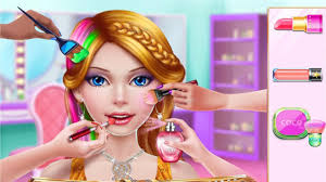 rich mall ping game play fun multimillionaire princess makeover game for s