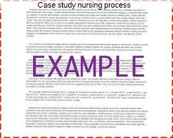 case study nursing process essay writing service case study nursing process