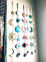 wall hanging decoration ideas wall hanging decor moon phases wall hanging decor macrame wall hanging decoration
