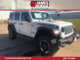 new 2018 jeep wrangler 4wd unlimited rubicon