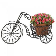 bicycle plant stand com