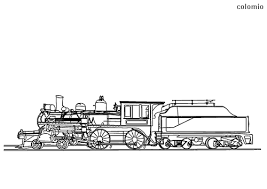 Also check out our other transportation coloring pages with a variety of drawings to print and paint. Trains Coloring Pages Free Printable Train Coloring Sheets