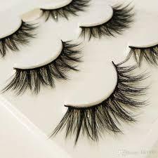 new 3d realistic three dimensional lashes eye make up eyeshadow big eye cross false lashes pure handmade cotton thread fake eyelashes false lashes eyelash