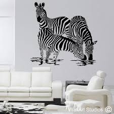 animals wall art stickers